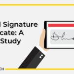 Class 3 digital signature: A quick study